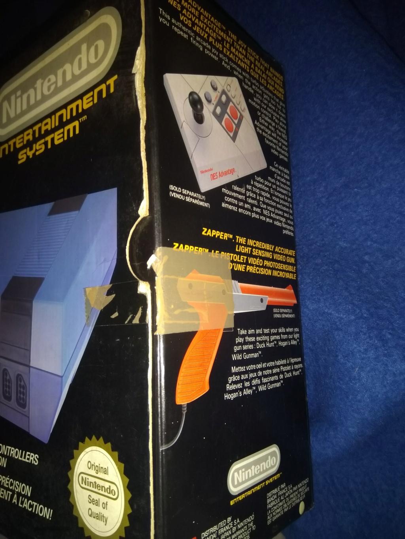 (VDS)pack console n64 nes et accessoires Img_2027