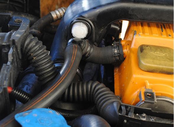 prise d'air moteur  110