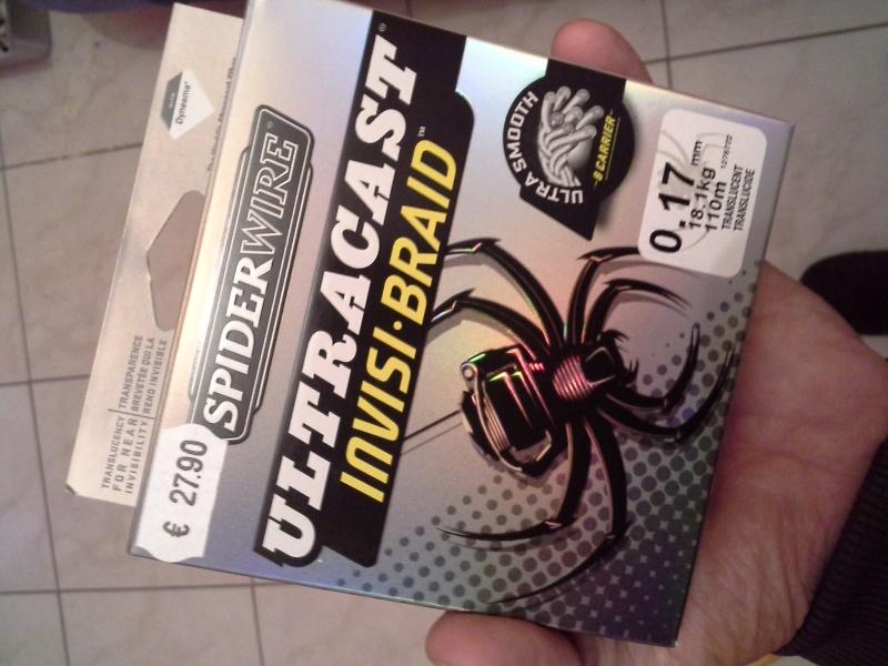 [Avis] Surtout n achetez pas de tresse daiwa 8 braid pour le moment!!! 20131013