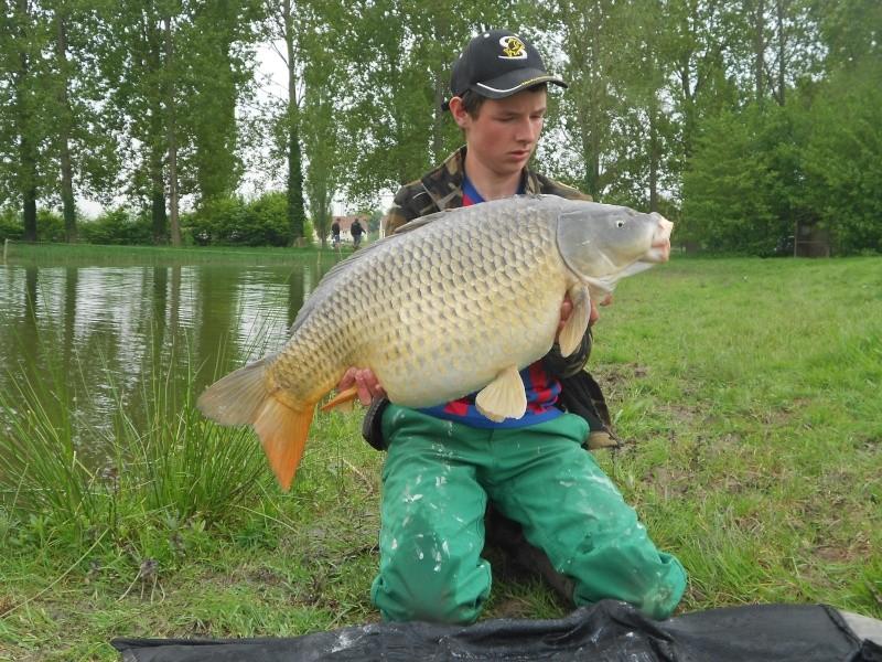 sortie pêche 2014 : Mon album photo [Petit Alexis] Dscn0710