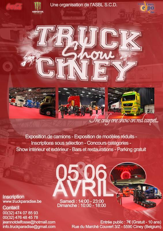 Trucks Show CINEY 2014 Truck_10