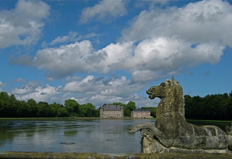 Le château de Belœil Img_1412