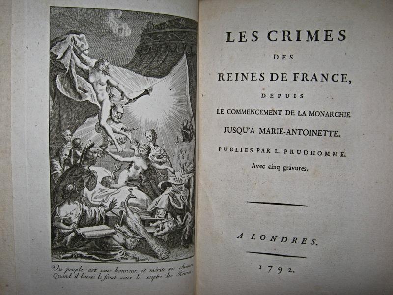 Pamphlets et libelles du XVIIIe siècle et de la Révolution Img_1514