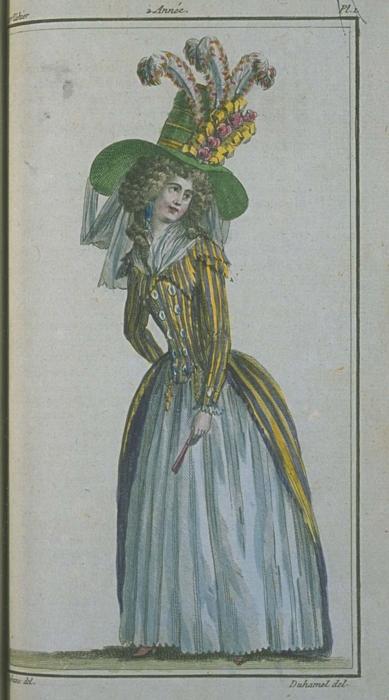 La mode et les vêtements au XVIIIe siècle  - Page 2 Tumblr12