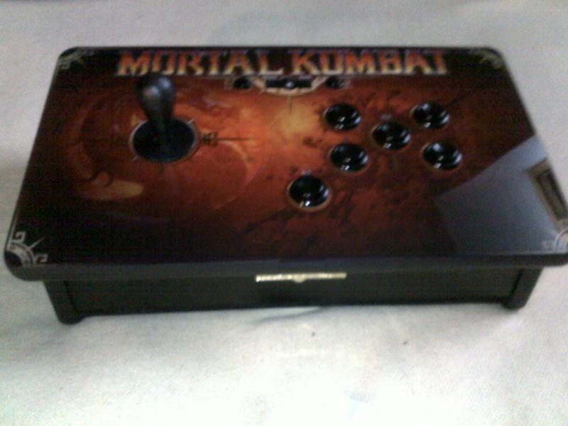 Photo de vos  jeu console de collection  01022012