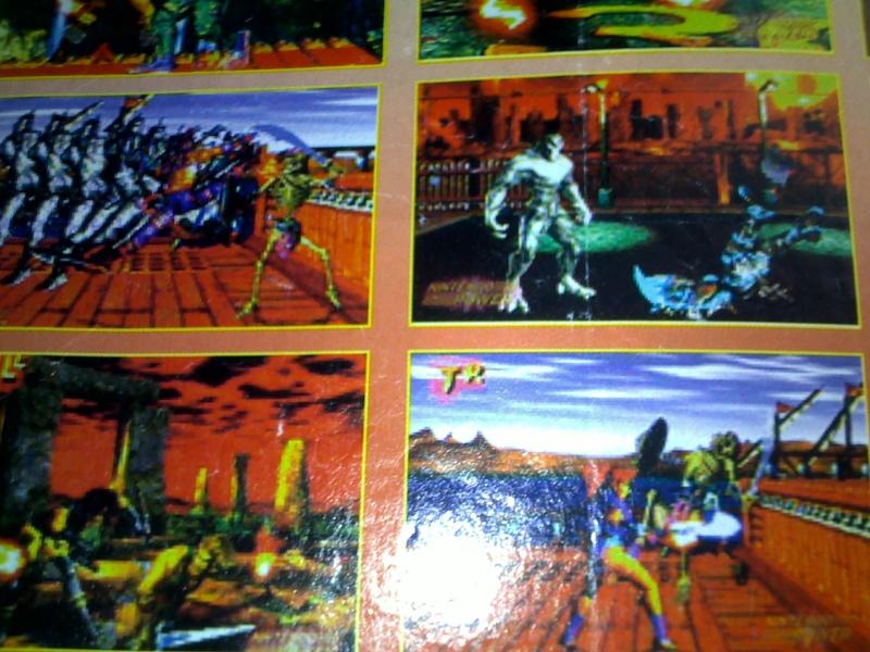 [WIP] Nano Bartop (iPad) Arcade Killer Instinct Classic Miniature 04032010