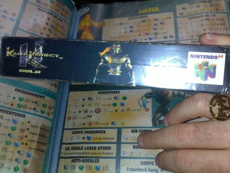[WIP] Nano Bartop (iPad) Arcade Killer Instinct Classic Miniature 04032012