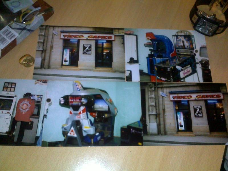 Fabrication d'une plaque de plexiglas pour panel de borne Killer Instinct 25012010
