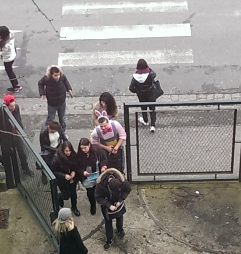 Lapin! A mon lycée !  Imag0111