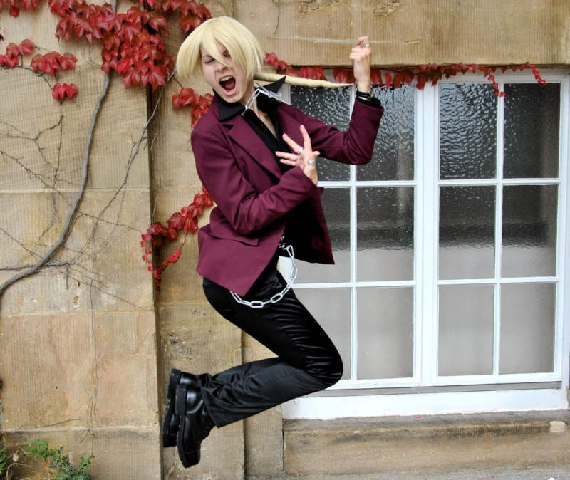 Cosplays Professeur Layton Klavie10