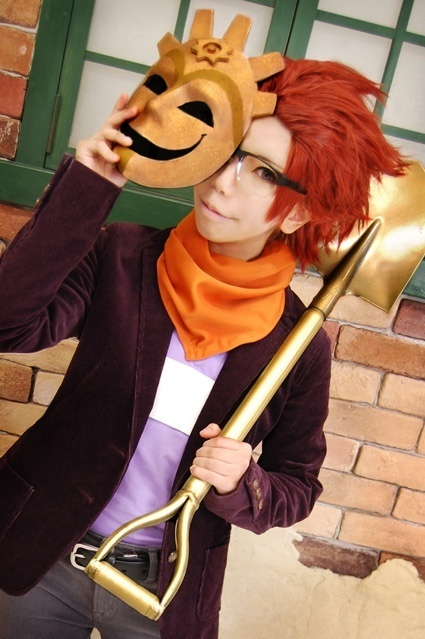 Cosplays Professeur Layton Tumblr11