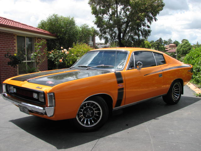 Car of the Month  Graeme's Stunning 71 Charger 09810