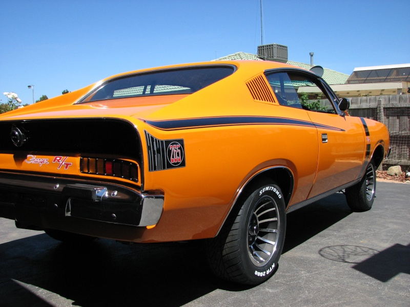 Car of the Month  Graeme's Stunning 71 Charger 10210