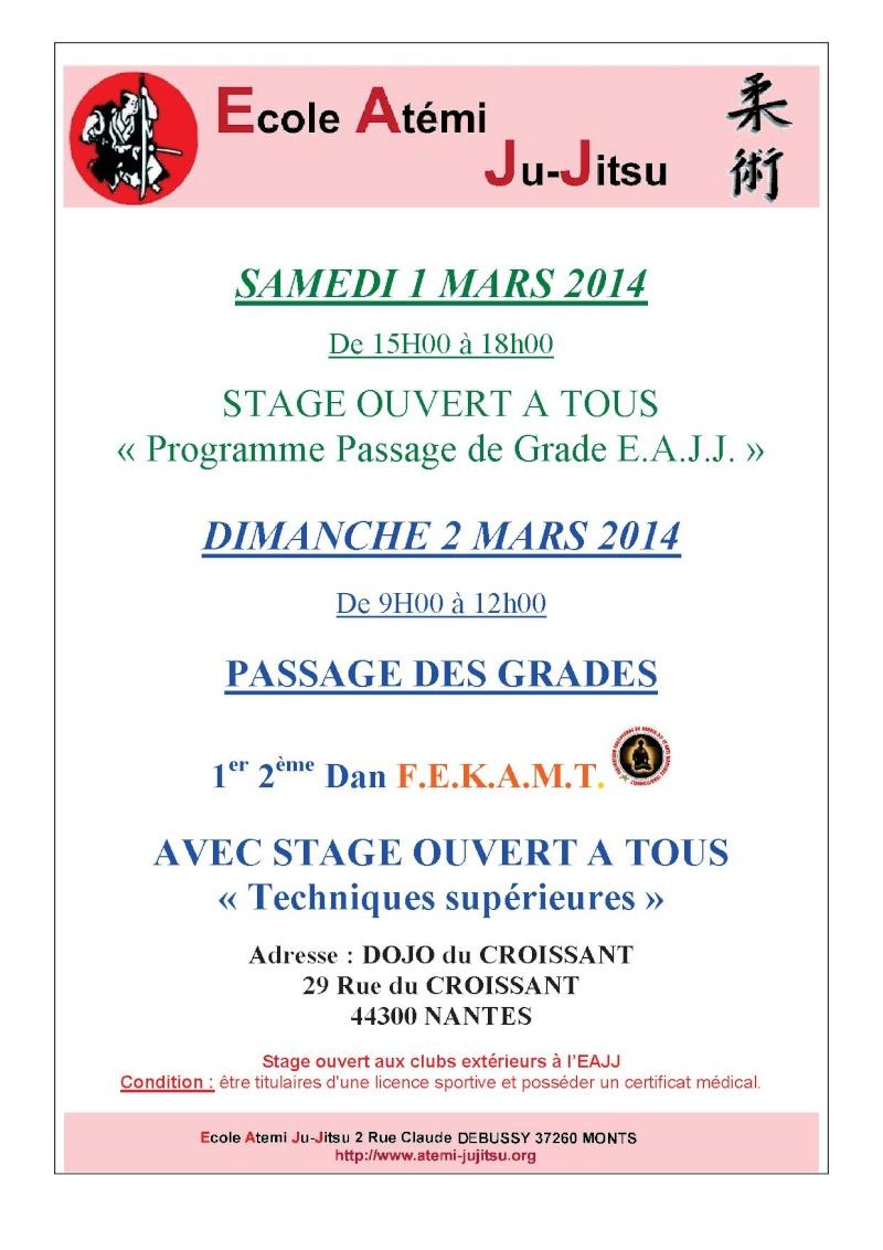 Jujitsu Nantes : Forum de l'AJDP - Portail Affich13