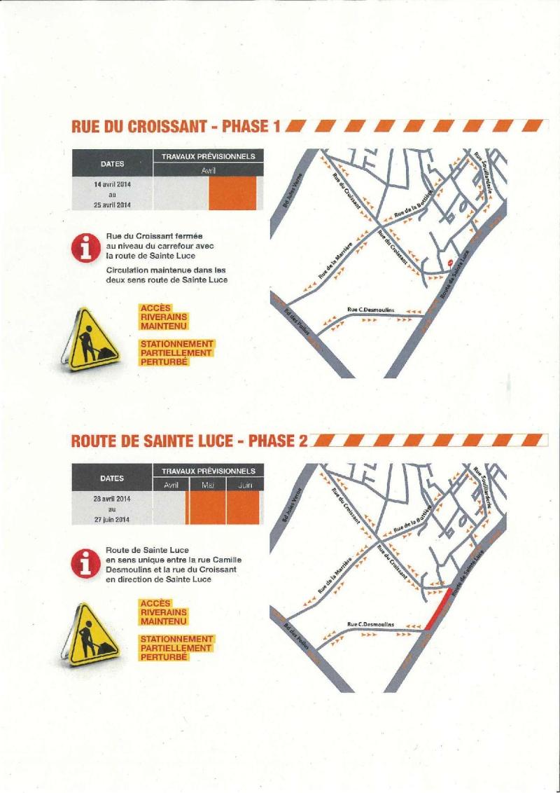 Travaux rue du Croissant Plan_t10