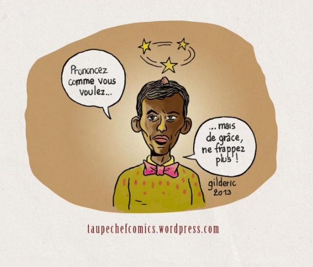 Petits dessins humouristiques sur Stromae (2014) Taupe-11
