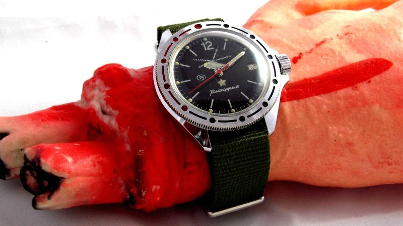 quel bracelet pour cette montre ? 04510