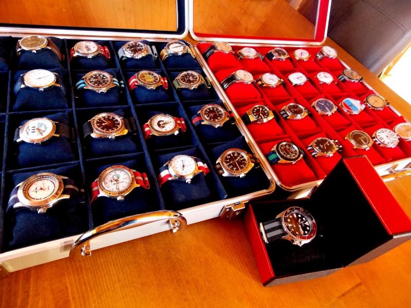 Le bilan 2013 de vos achats de montres russes - Page 2 09110