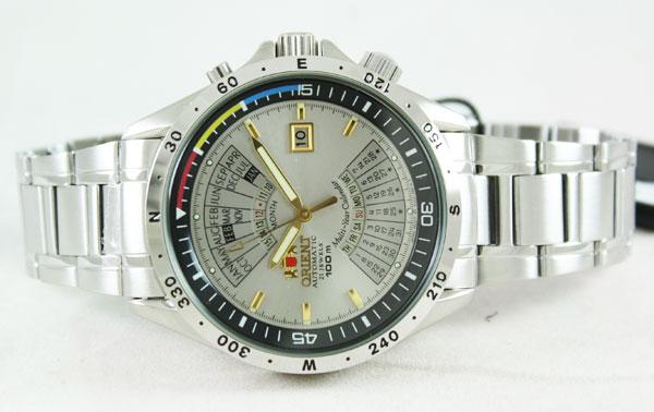 Orient Calendrier Perpétuel FEU03002KW Feu03010