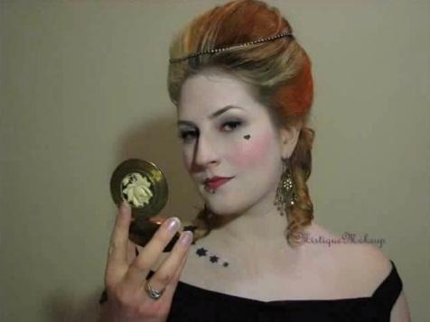 [XVIII] Tuto coiffure inspirée Marie Antoinette Sans_t11