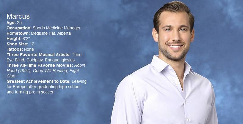 är Marcus från Bachelorette dating någon bästa gratis dating apps i Australien