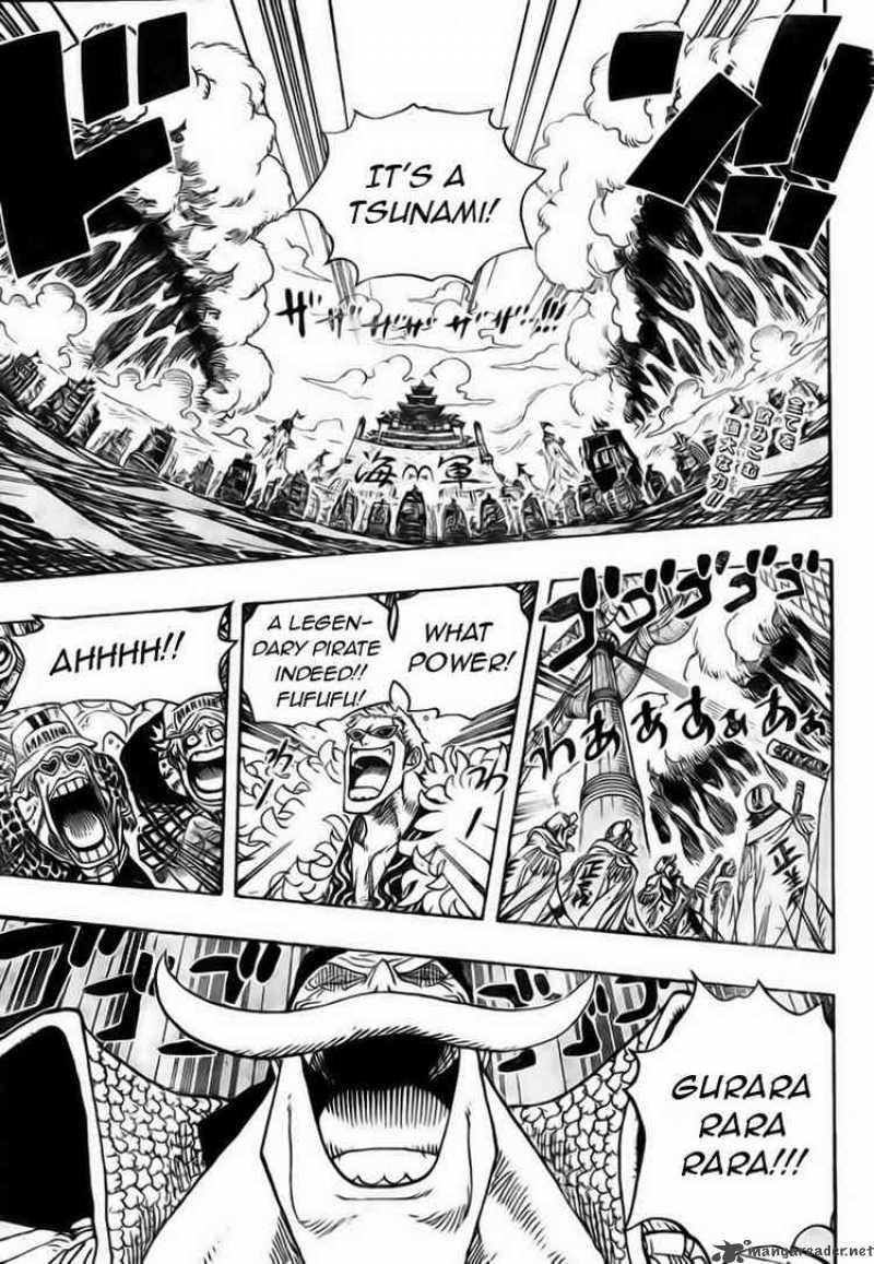 One Piece Kapitel 730: 3 Karten - Seite 7 One-pi11