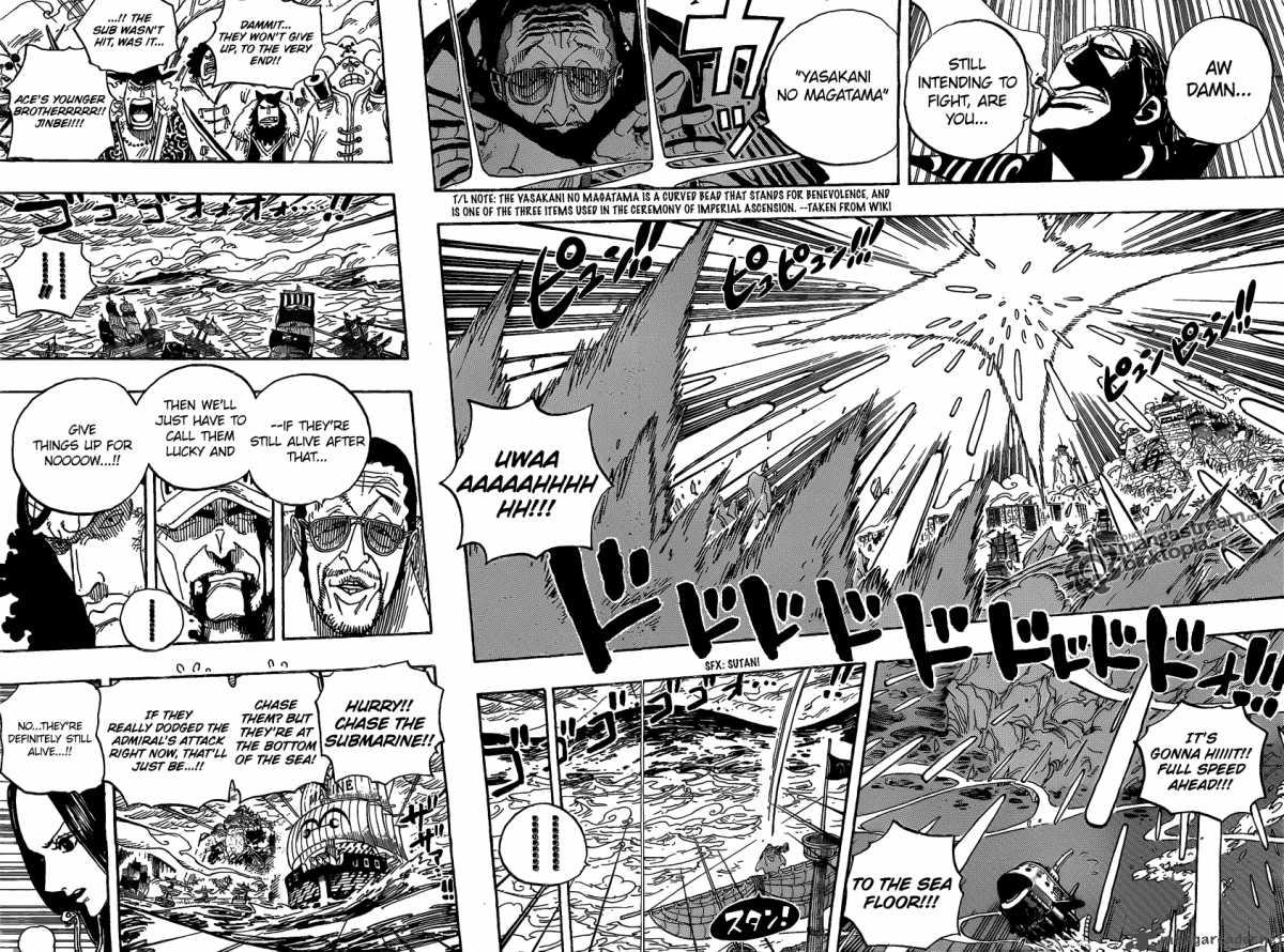 One Piece Kapitel 730: 3 Karten - Seite 7 One-pi14