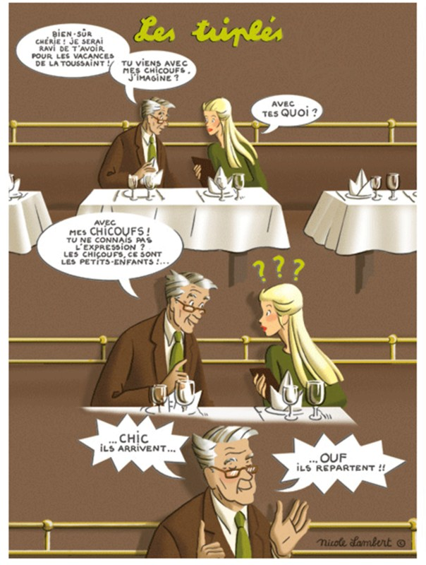 pourquoi on ne rirait pas les autres jours de la semaine ? - Page 6 Chicou10