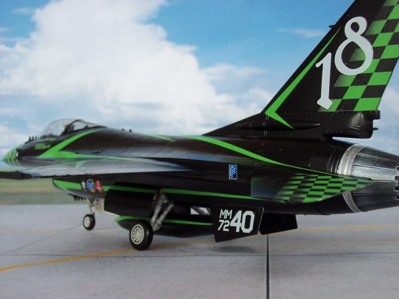 "F-16 ""Green Lightning"" Italian Air Force 100_0132"