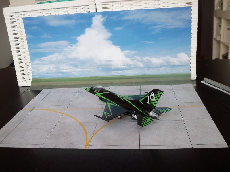 "F-16 ""Green Lightning"" Italian Air Force 100_0133"
