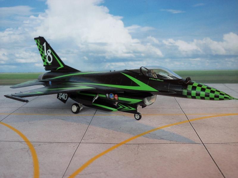 "F-16 ""Green Lightning"" Italian Air Force 100_0212"