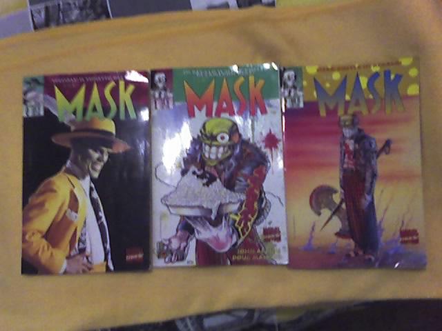 Fumetti The Mask 06-01-11