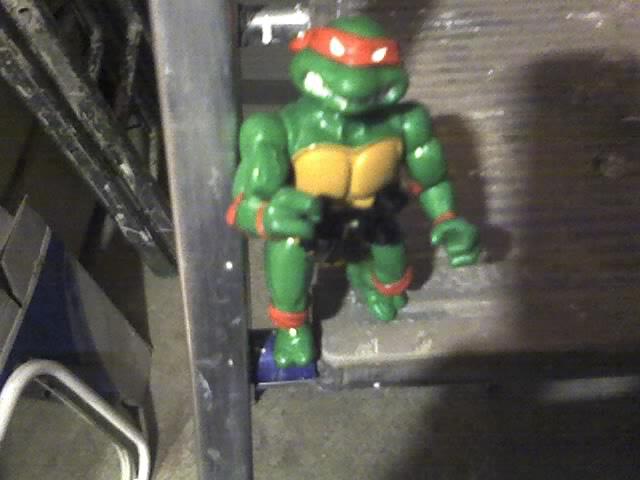 Tartaruga ninja - Raffaello 14-11-12