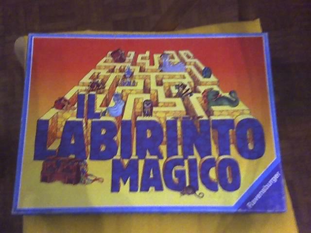Il labirinto magico 18-01-10