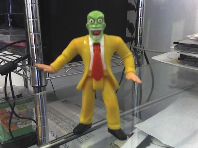 Action figure The Mask 25-05-10