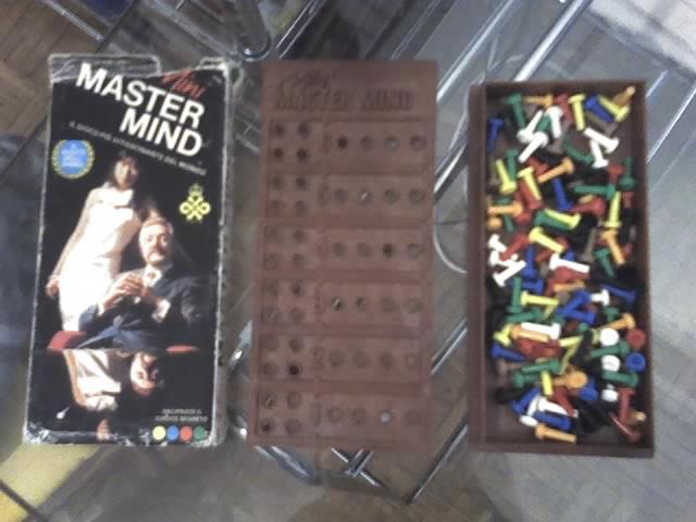 Mini Mastermind 27-04-10