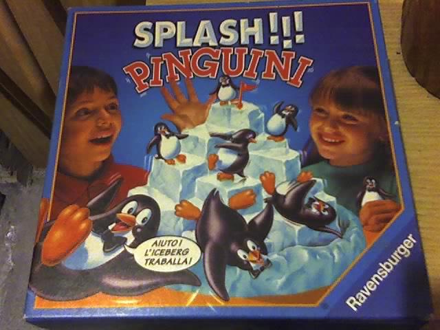 Splash!!! Pinguini 30-11-10
