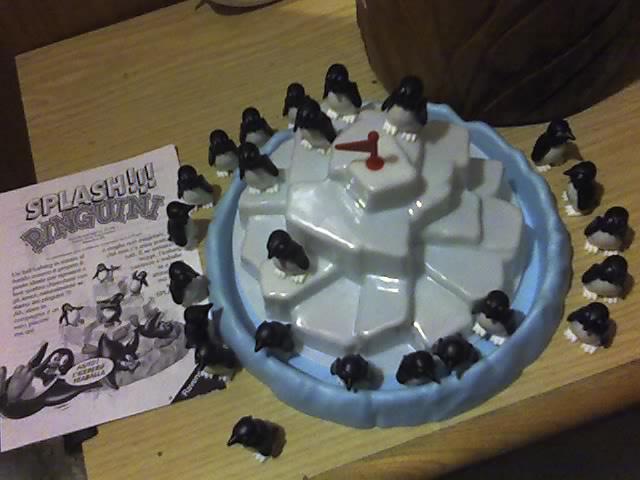 Splash!!! Pinguini 30-11-11