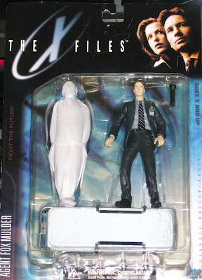 Action figures X-files Xfiles10