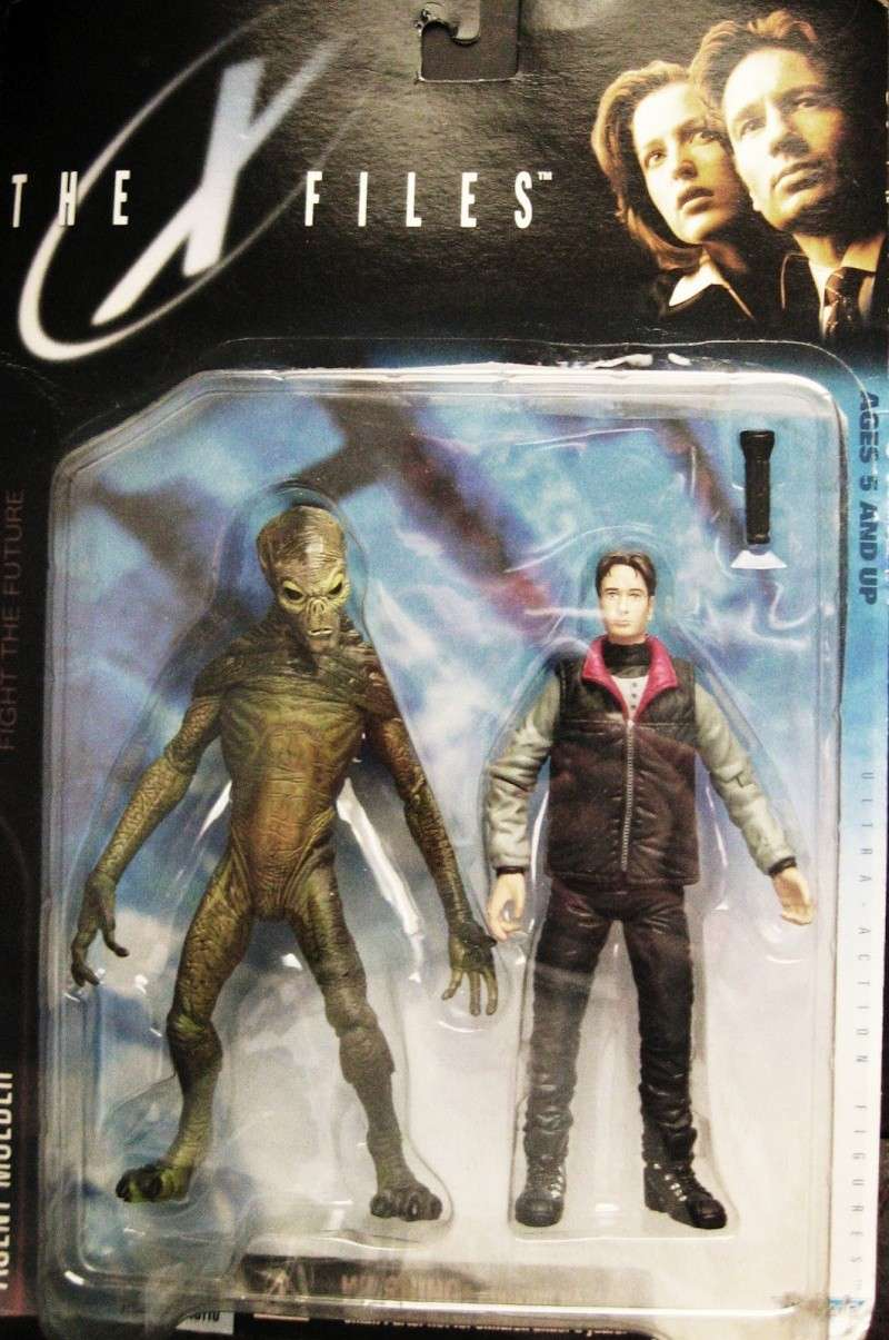 Action figures X-files Xfiles11