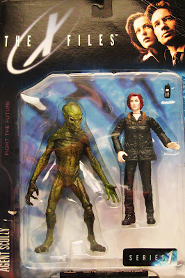 Action figures X-files Xfiles12