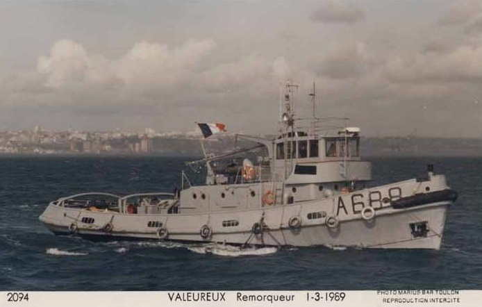 * VALEUREUX (1960/1993) * 013_0010