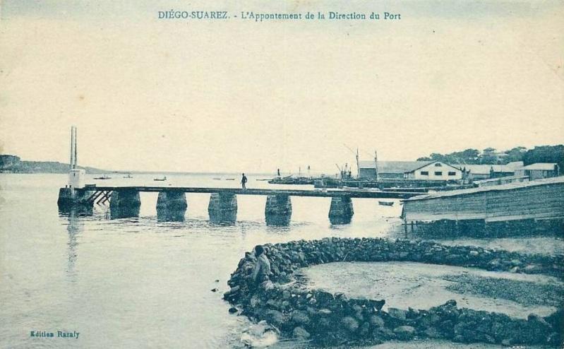 Bureau Postal Naval Temporaire N° 34 de Diego-Suarez 169_0010