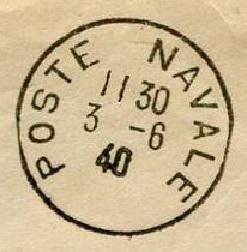 Les Cachets Anonymes de 1940. 210