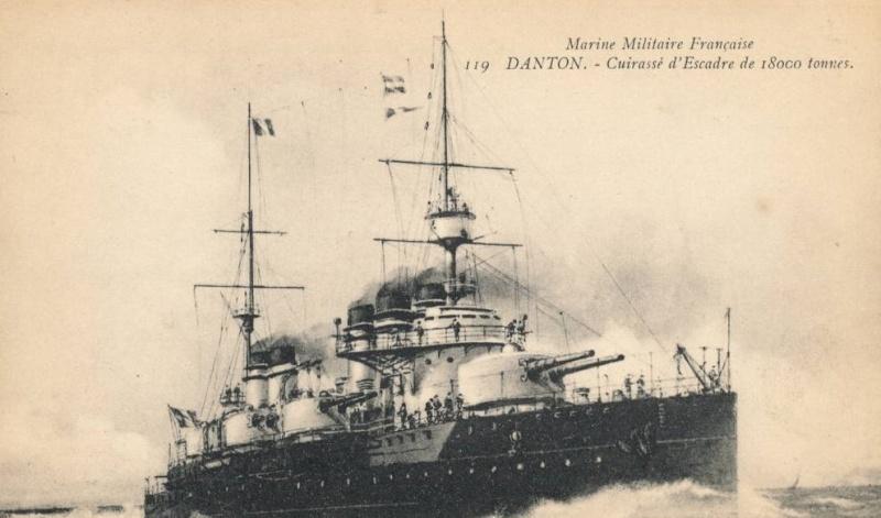 * DANTON (1911/1917) * 339_0010