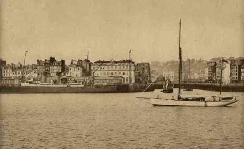 Bureau Naval N° 10 du Havre 435_0010