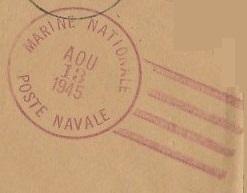 Cachets du Bureau Naval de New York 593_0010