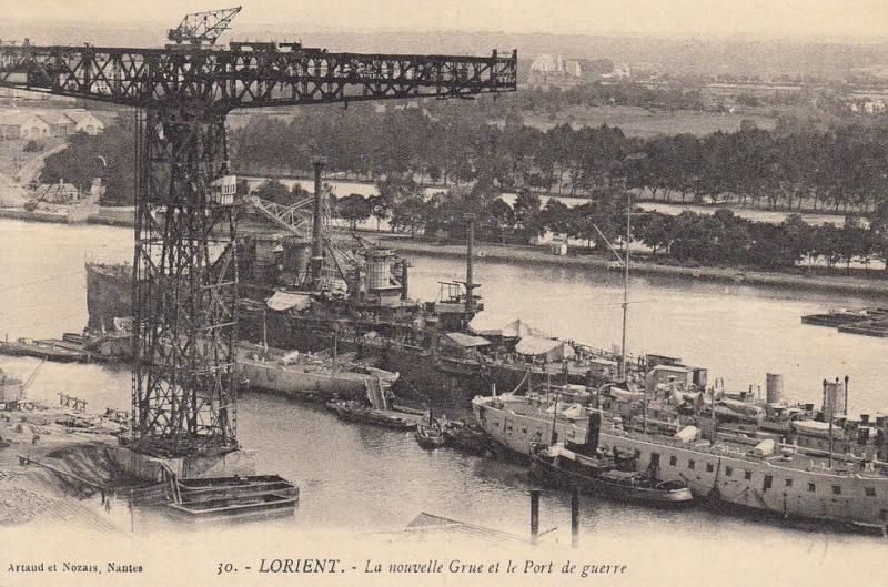 Bureau Naval N° 18 de Lorient 617_0010