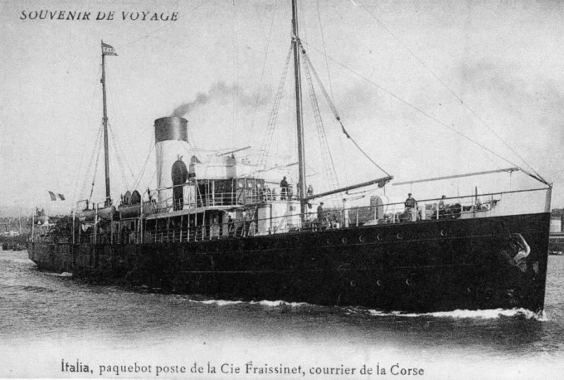 LIGNE B - Bureau Embarqué du Croiseur Auxiliaire ITALIA  646_0010