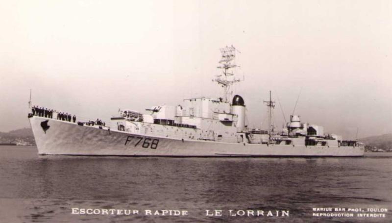 * LE LORRAIN (1957/1976) * 749_0012